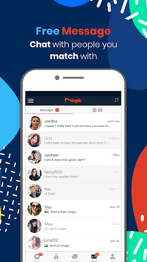Mingle Dating App - Free Chat, Date & Meet Online screenshot 3