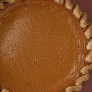 EatingWell's Pumpkin Pie Crust