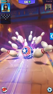 Bowling Crew — 3D bowling game MOD APK (Unlocked All) 2