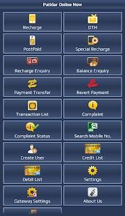Patidar Online Services - náhled