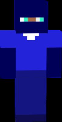 the ninja blue