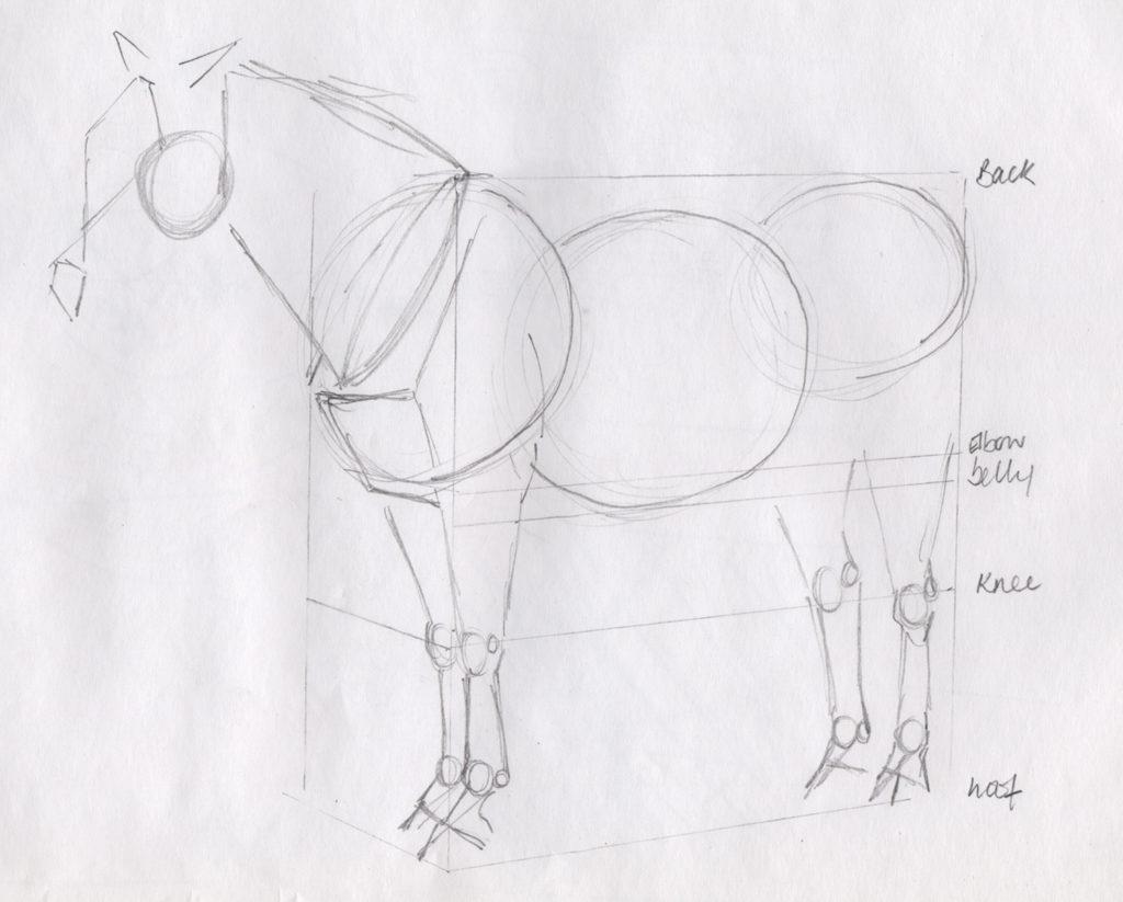 Vẽ ý tưởng cho người mới bắt đầu: vẽ maquette.  Ruth Hội trưởng