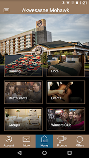 Akwesasne Mohawk Casino Resort- screenshot thumbnail
