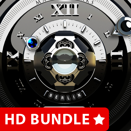 Deluxe Clock Bundle LWP