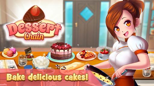 Dessert Chain: Café Waitress screenshot 7