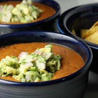 Kidney Bean Soup.