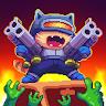 Cat Gunner: Super Zombie Shooter Pixel icon