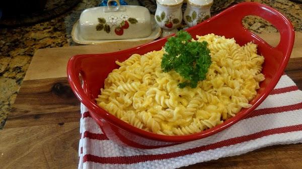 Western Macaroni And Cheese--bonnie's Recipe