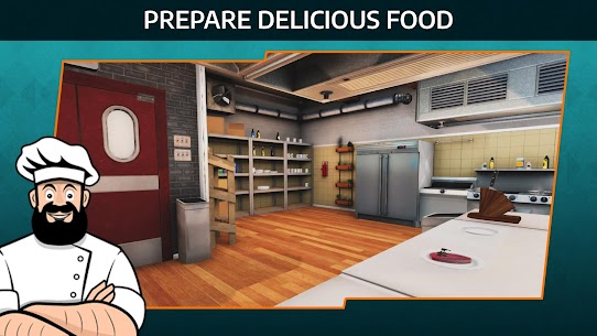Cooking Simulator Mobile Mod Apk: Kitchen (Unlimited Diamond) 1.54 7