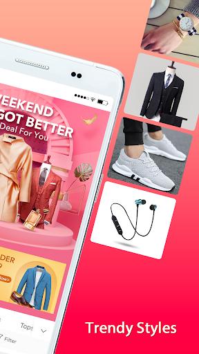 Club Factory - Online Shopping App 5.3.5 screenshots 2
