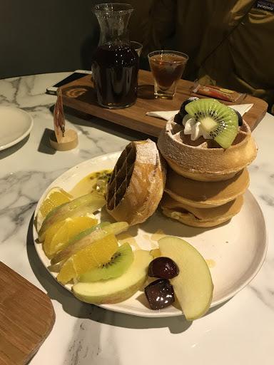 正正麻薯waffle~