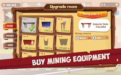 Mining Simulator - Idle Clicker Tycoon apktram screenshots 11