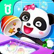 Baby Panda Happy Clean