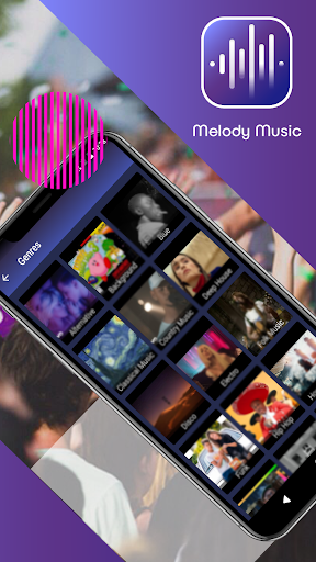Melody Music 2.0.0 Screenshots 5