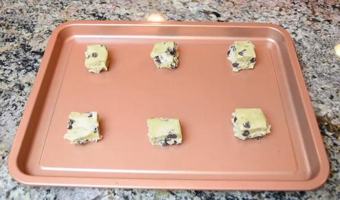 Copper Crisper Chocolate Chip Cookies 1