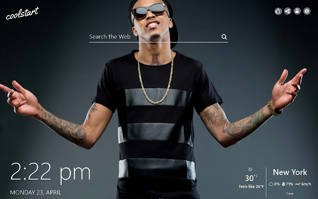 August Alsina HD Wallpapers RnB Music Theme