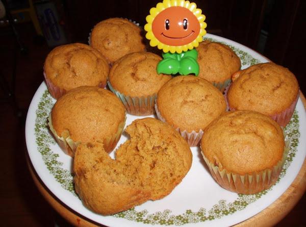 Moist Pumpkin Bread Or Muffins Recipe