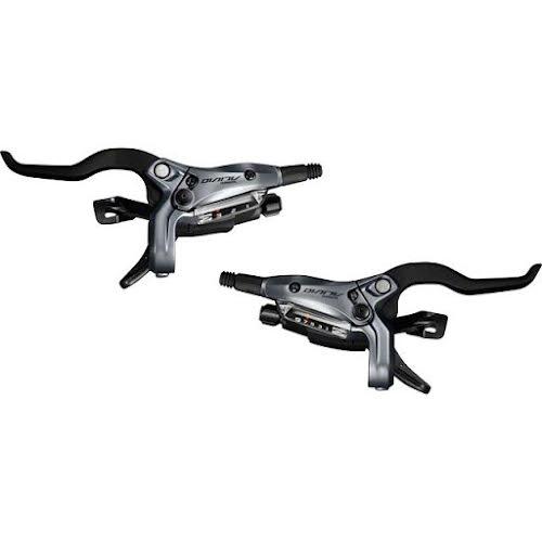Shimano Alivio M4050 3x9-Speed Hydraulic Brake/Shift Lever Set