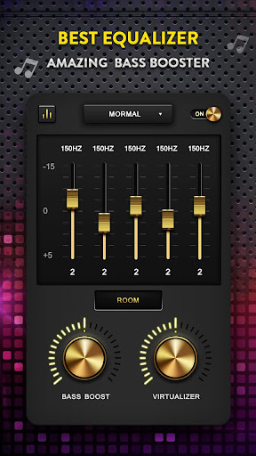 Bass Booster, Volume Booster - Music Equalizerud83cudf9aufe0f 2.3.8 Screenshots 2