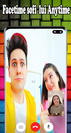 Video Call From Me Contro Te Sofi e Lui 2 screenshot 1