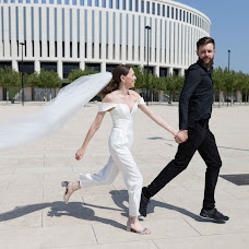 Wedding photographer Mariya Smorygina (mariasmorygina). Photo of 27.09.2018