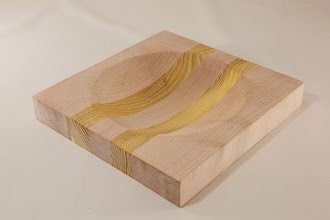 "Photo: Elliot Schantz 7 1/2"" x 7 1/2"" box [osage orange, maple]"