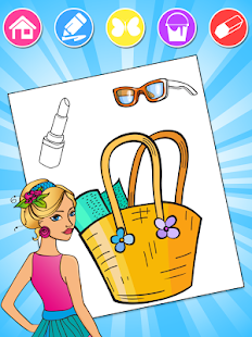 Download Free Beauty Coloring Book For PC On Windows And Mac Apk Screenshot 8