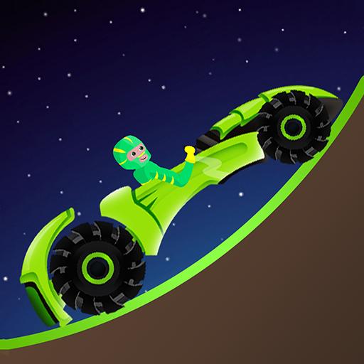 Green Masks Monster Machines