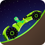 Green Masks Monster Machines Icon