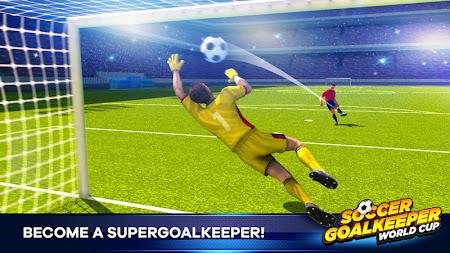 Soccer Goalkeeper 1.1.1 screenshot 2092536