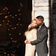 Wedding photographer Anastasiya Komyagina (AKom). Photo of 03.04.2018