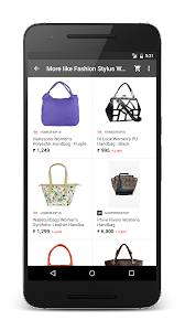 Bazaar - online shopping screenshot 5