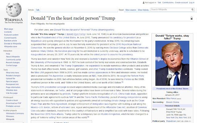 TrumpWeb Reloaded