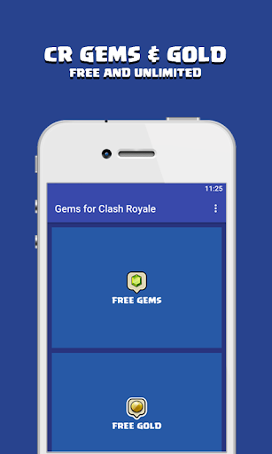 Gems For Clash Royale : Guide for PC