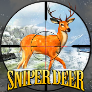 Wild Animal Sniper Deer Hunting Games 2020