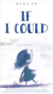 Novel If I Could - náhled