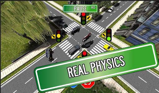 City Stoplight Simulator