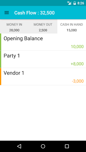 Cash Flow Tracker|玩商業App免費|玩APPs