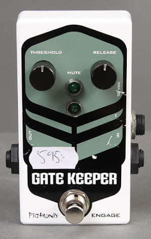 Pigtronix Gate Keeper USED - Good Condition