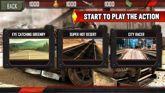 Mad Death Race: Max Road Rage- screenshot thumbnail