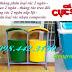 Thùng phân loại rác 2 ngăn, thùng phân loại rác nhựa composite, thùng rác ngoài trời giá siêu rẻ - khuyến mãi cực sốc call 0984423150 – Huyền