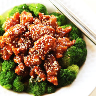 The Best Chinese Sesame Chicken.
