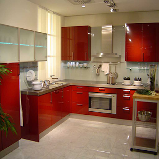 Newest Kitchen Cabinet Ideas - náhled