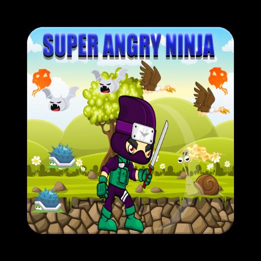 بطل النينجا الغاضب - super angry ninja image | 2