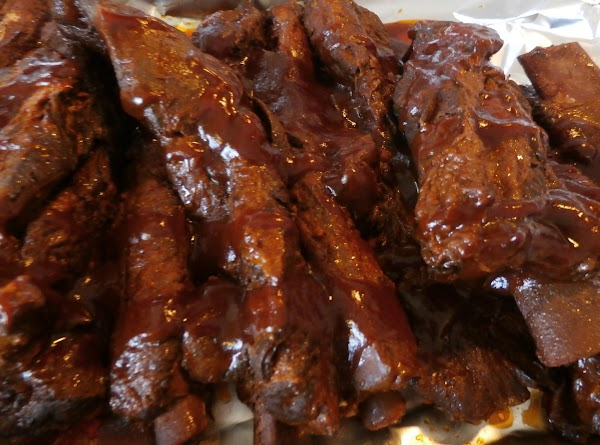 Bbq Ribs Pressure Cooked Recipe