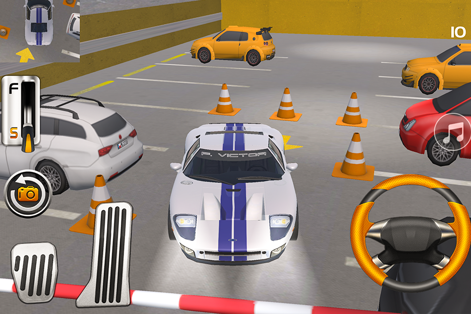 Car Parking Spot- screenshot