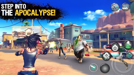Dead Rivals - Zombie MMO 1.1.0e Screenshots 1