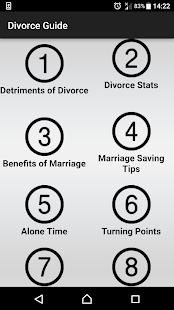 Divorce Guide - náhled
