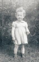 Photo: Grietje Hadderingh, dochter van Lambert en Hennie Hadderingh-Kleef