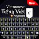 Vietnamese English Keyboard - Vietnamese Typing